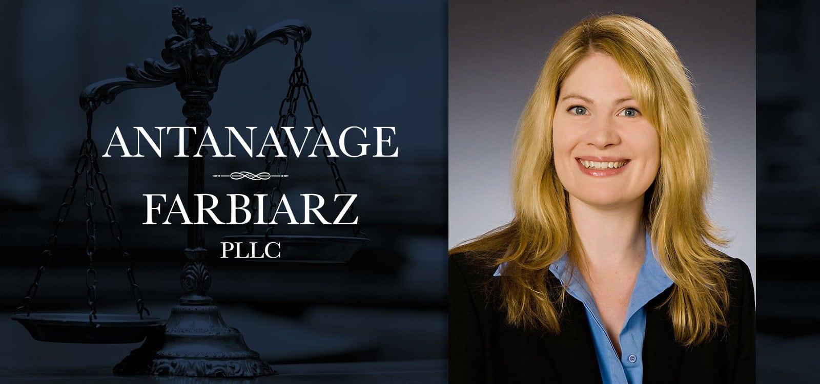 Alexa S  Antanavage, Partner | Antanavage Farbiarz, PLLC