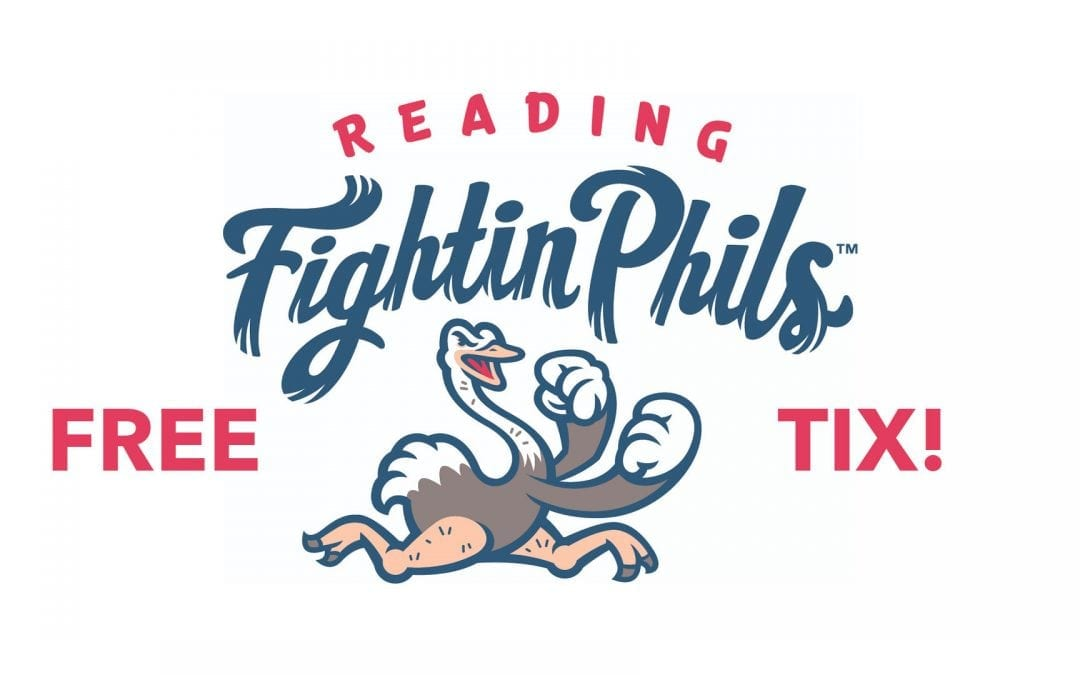 Free Fightin Phils Tickets!