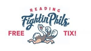 Reading Fightin Phils Free Tickets